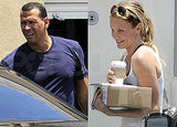 Cameron Diaz and Alex Rodriguez Have a Couples Fitness Date