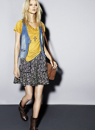 Mango Pre-Fall Lookbook