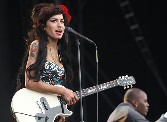 Most Tragic Farewell: Amy Winehouse