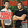 Picture of Josh Hutcherson as Peeta and Liam Hemsworth as Gale in The Hunger Games