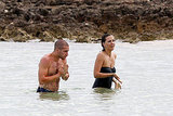 Jake Gyllenhaal and Maggie Gyllenhaal vacationed in Oahu.