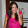 Ashley Greene in Hot Pink at Madeo Pictures