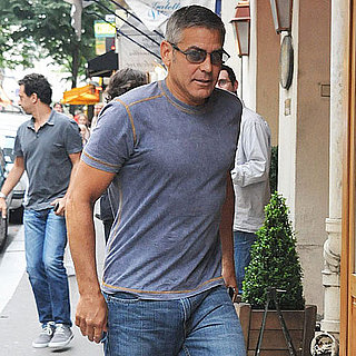George Clooney Interview About The Ides of March and Gosling