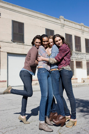 Get the Whole Family Decked Out in Stylish Back-to-School Denim With Levis Jeans at Kohls