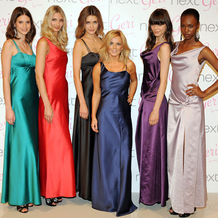 Will You Be Buying Geri Halliwell's Red Carpet Gowns?