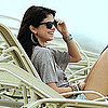 Selena Gomez With Friends in Palm Beach Pictures