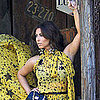 Kim Kardashian Modeling at Photo Shoot in Malibu Pictures