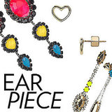 Shop Earrings: Erickson Beamon, Eddie Borgo, and More