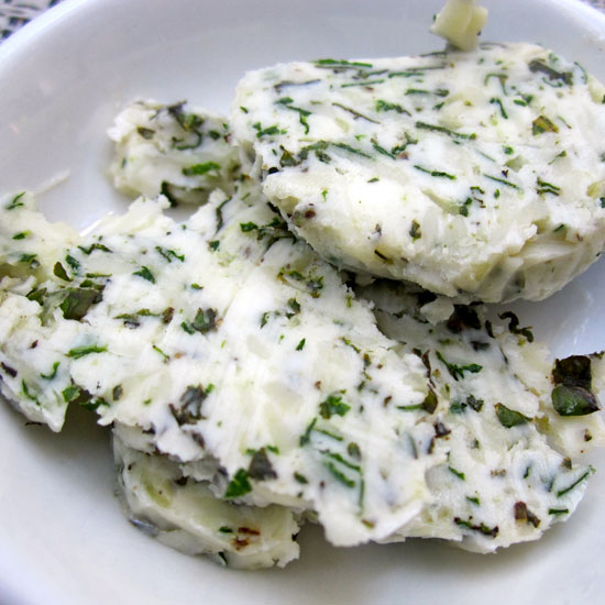Herb Butter Recipe