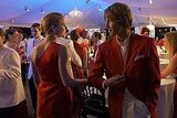 Emily VanCamp and Gabriel Mann in ABC's Revenge.  Photo copyright 2011 ABC, Inc.