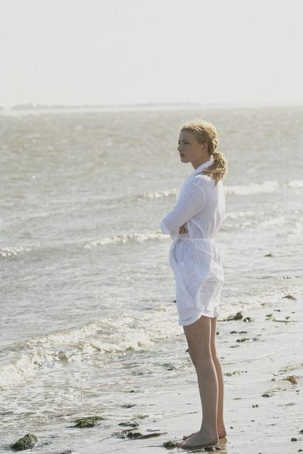 Emily VanCamp in ABC's Revenge.  Photo copyright 2011 ABC, Inc.