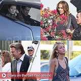 Jennifer Lopez, Blake Lively, Alec Baldwin, and More Stars on Set This Week!