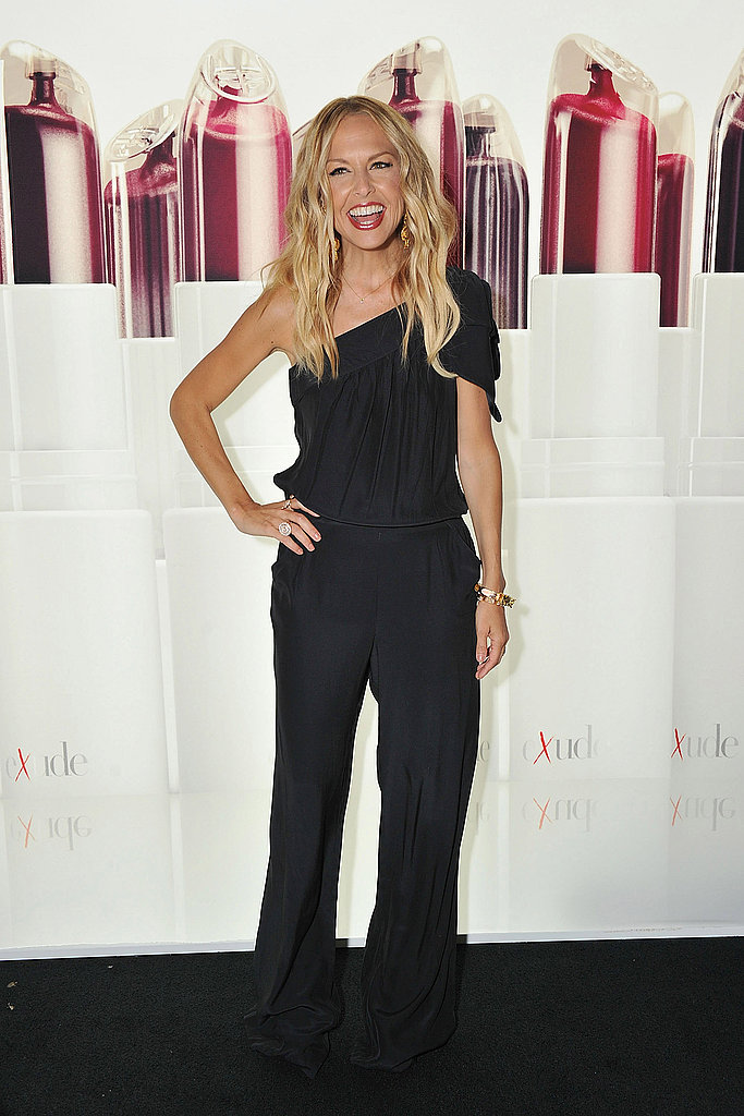 Rachel Zoe works with Exude lipstick.