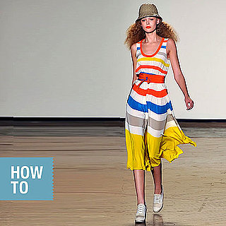 How to Wear Spring's Bold Stripes: Bright, Colourful Stripes Never Looked So Cool!