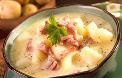 Weight Watchers Recipes - Ham & Potato Soup