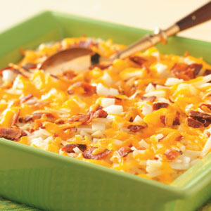 Heart Healthy Recipes - Hashbrown Casserole