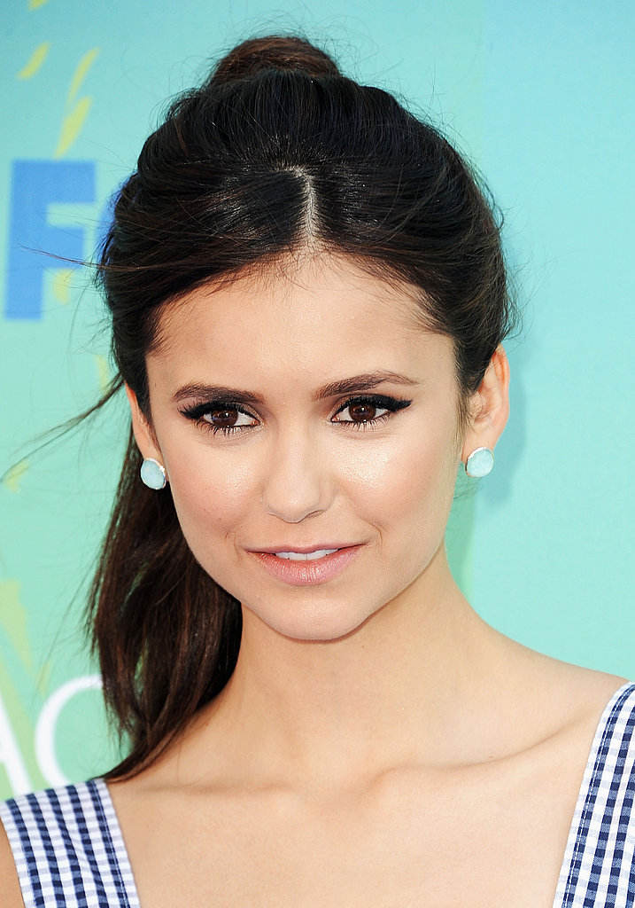 Nina Dobrev, Ian Somerhalder, and Paul Wesley Represent The Vampire Diaries at the Teen Choice Awards