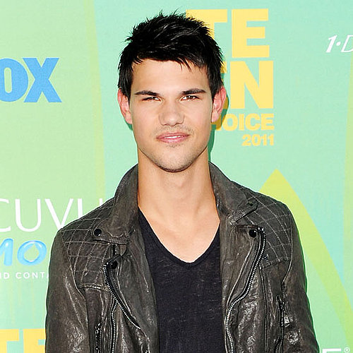 Taylor Lautner, Ian Somerhalder, Justin Bieber and Hot Guy Pictures at the 2011 Teen Choice Awards