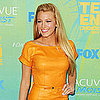 Blake Lively Wearing Gucci at the Teen Choice Awards Pictures