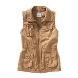 Old Navy Canvas Surplus Vest, $35