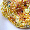 How to Make Leftover Pasta Frittata