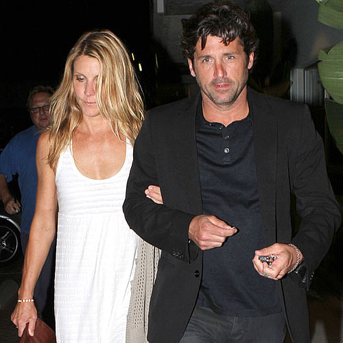 Patrick Dempsey and Jillian Dempsey Leaving Nobu Malibu Pictures
