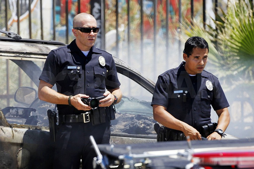Jake Gyllenhaal and Michael Pena team up for End of Watch.