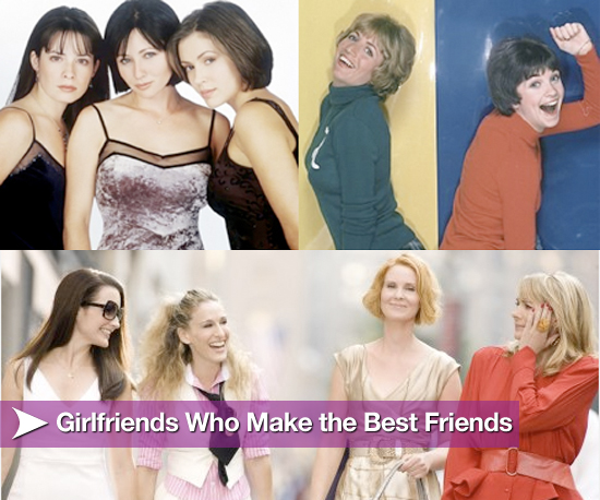 TV Girlfriends Who Make the Best Friends