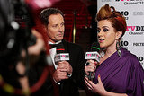 Todd McKenney and Katie Noonan