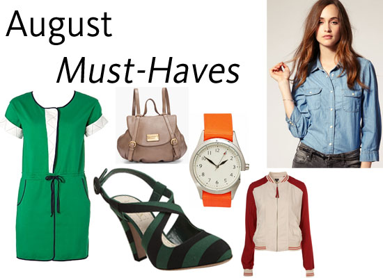Gym Class Hero: Shop Our August Must-Haves