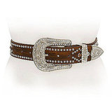 Nocona Urban Cowgirl Belt, $69