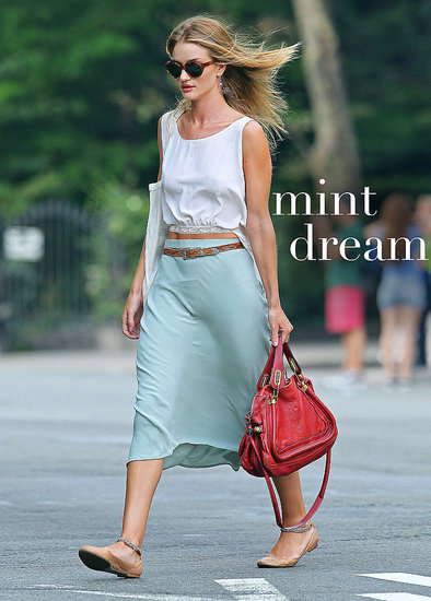 Shop Rosie Huntington-Whiteley's Refreshingly Breezy Summer Style