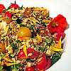 Toasted Farro Summer Salad Recipe