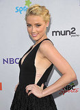 Amber Heard from The Playboy Club.