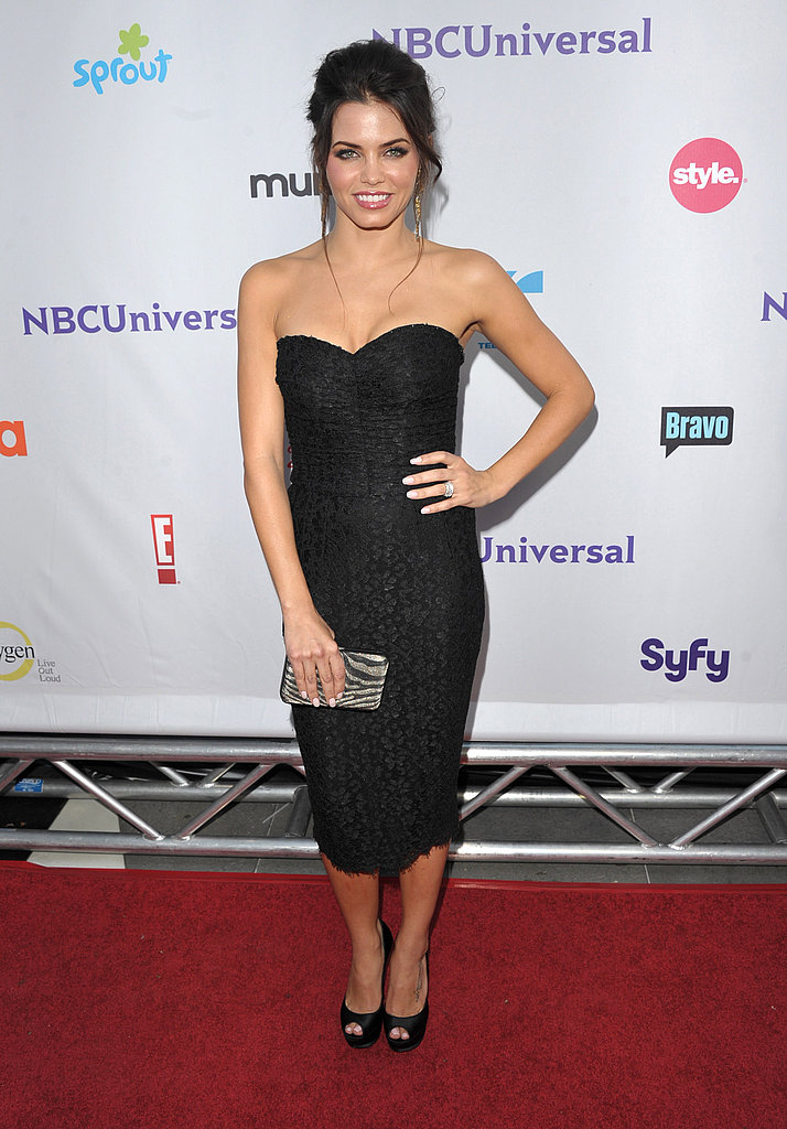 Jenna Dewan at an NBC party.
