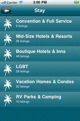Palm Springs, CA, App (Free)