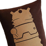 Dalek Pillow ($30)