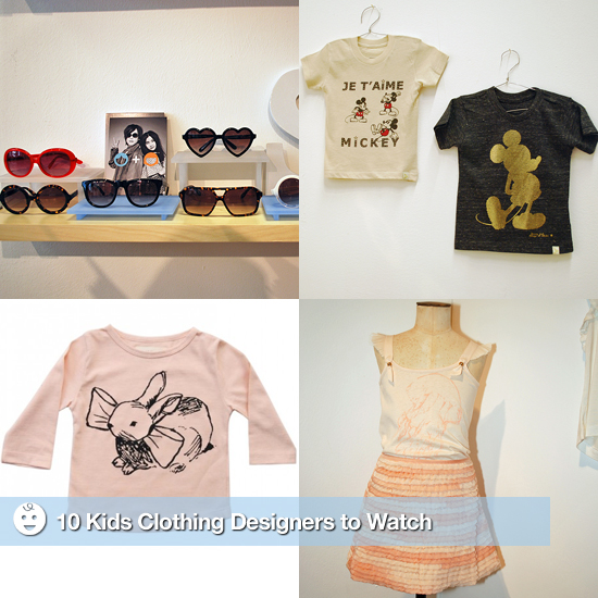 Emerging Children's Clothing Designers