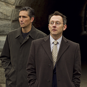 Michael Emerson and Jim Caviezel Talk About Person of Interest at Summer TCA