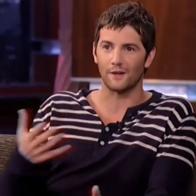 Jim Sturgess Talks One Day on Jimmy Kimmel Live