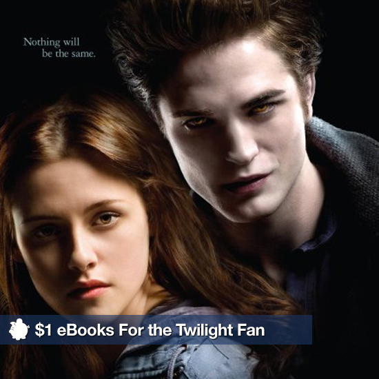 $1 Ebooks For the Twilight Fan