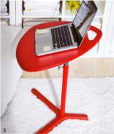 Grab a Portable Desk