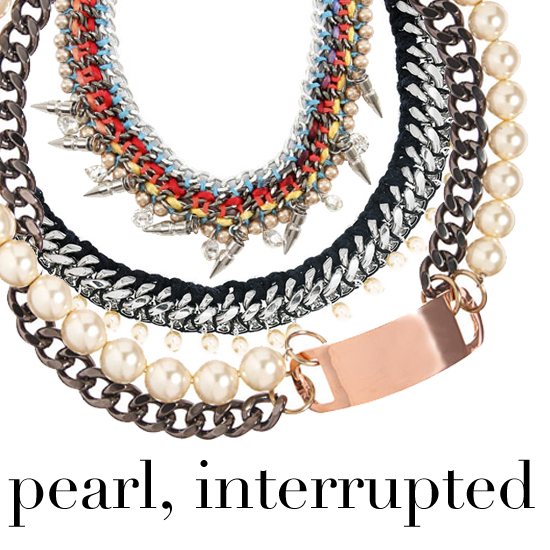 Ladylike Pearls Get a Makeover