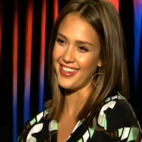 Jessica Alba Interview For Spy Kids 4D Video