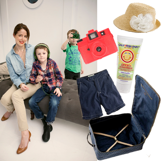 Crewcuts Jenny Cooper&#039;s Vacation Clothing Tips