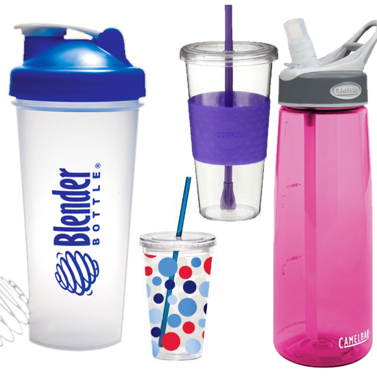 The Perfect To-Go Cups For Smoothies and Shakes