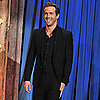 Ryan Reynolds on Late Night With Jimmy Fallon Pictures