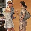 Kate Bosworth Having Lunch With Friends in LA Pictures