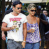 Jennifer Aniston and Justin Theroux Getting Coffee in Hawaii Pictures