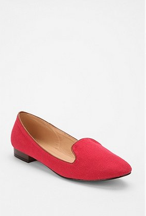 Cooperative Canvas Loafer ($34)